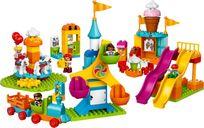 LEGO® DUPLO® Big Fair components