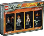 Jurassic World Limited Edition Mini Figures Set