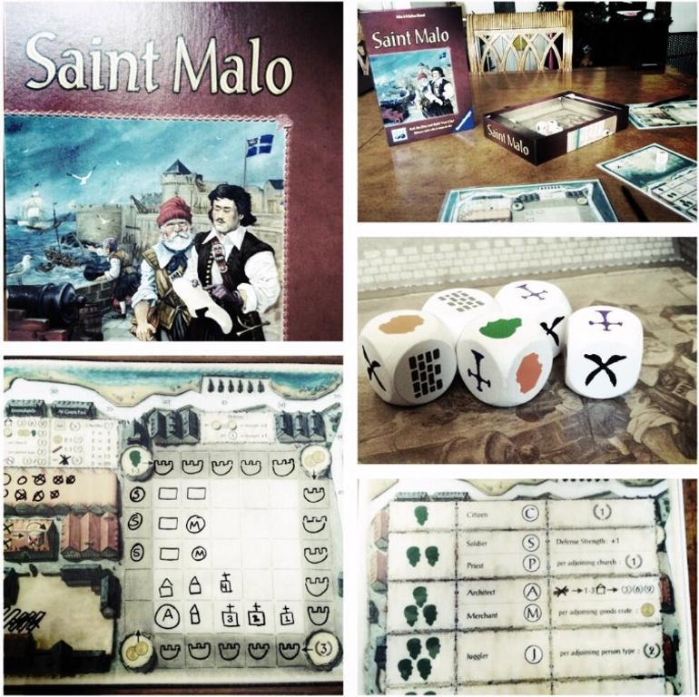 Saint Malo components