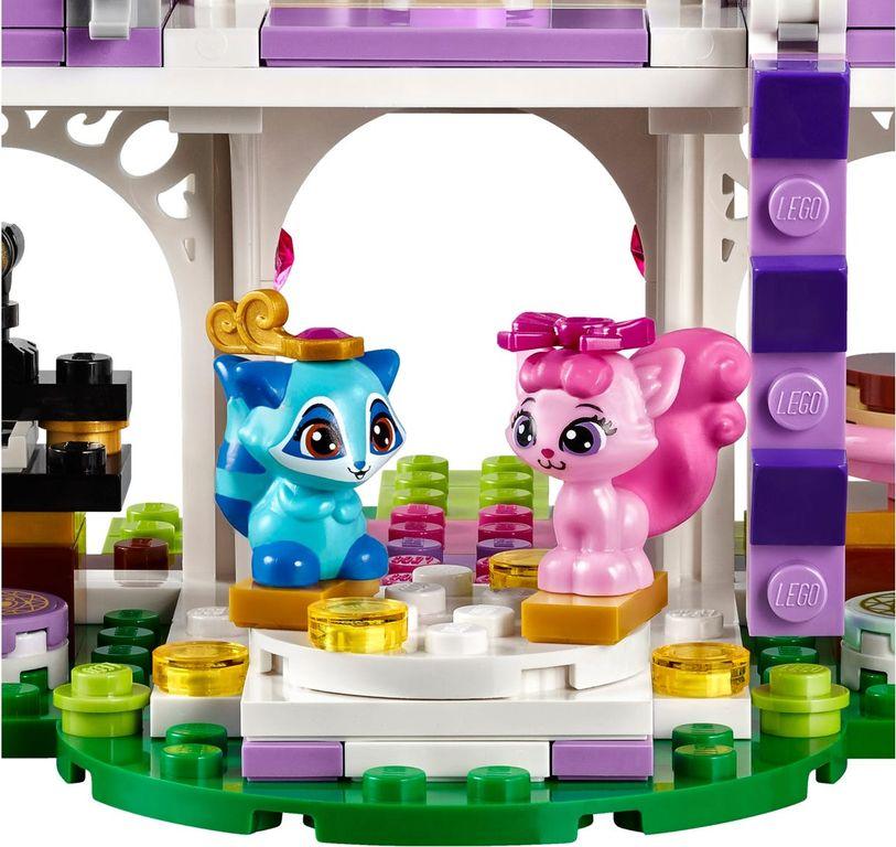 LEGO® Disney Palace Pets Royal Castle components