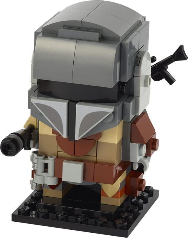 The Mandalorian™ & the Child components