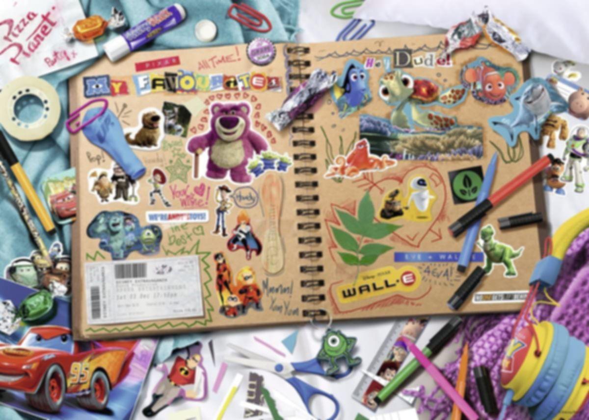 Pixar Scrapbook