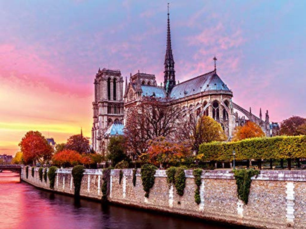 Picturesque Notre Dame