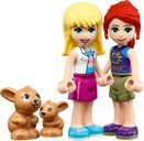 LEGO® Friends Vet Clinic Rescue Helicopter minifigures