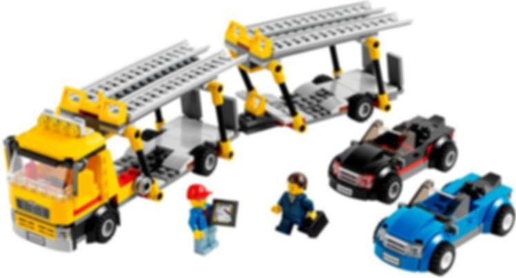 Auto Transporter components