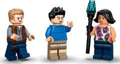 LEGO® Jurassic World Carnotaurus Dinosaur Chase minifigures
