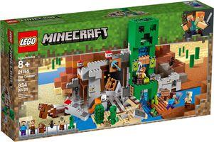 LEGO® Minecraft The Creeper™ Mine
