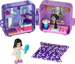 LEGO® Friends Emma's Play Cube components