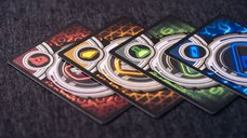 Planet Rush cards