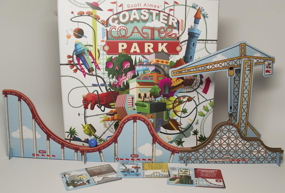 Coaster Park composants