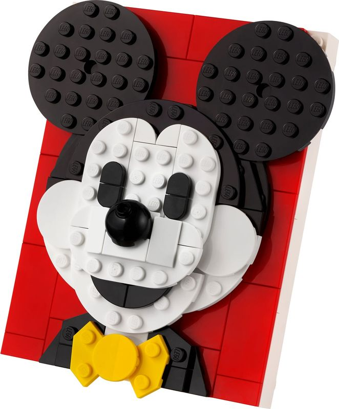 Mickey Mouse components