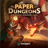 Paper Dungeons: A Dungeon Scrawler Game