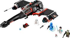 LEGO® Star Wars Jek-14's Stealth Starfighter components