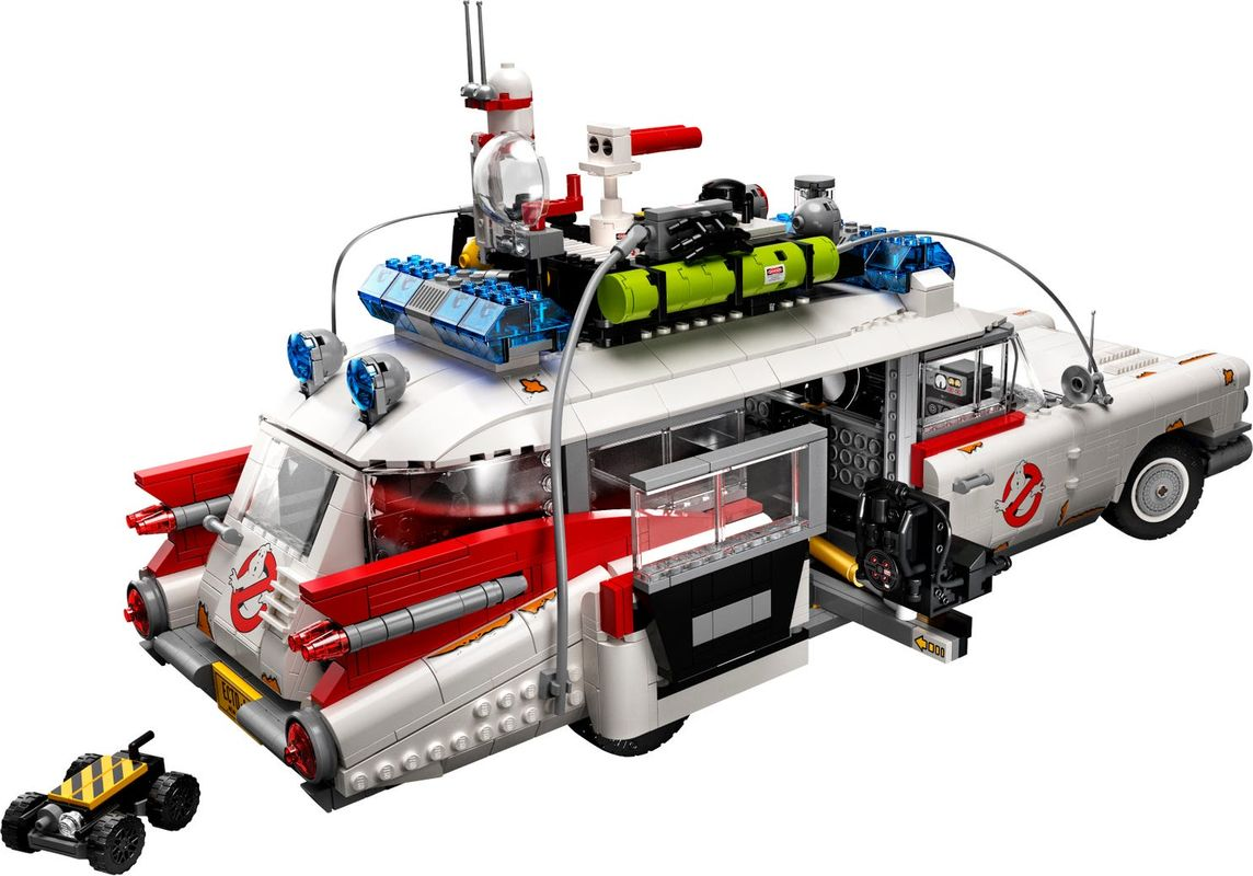 Ghostbusters™ ECTO-1 components