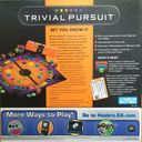 Trivial Pursuit: Bet You Know It back of the box