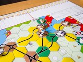 1846: The Race for the Midwest gameplay