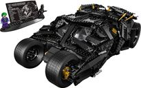 LEGO® DC Superheroes The Tumbler components