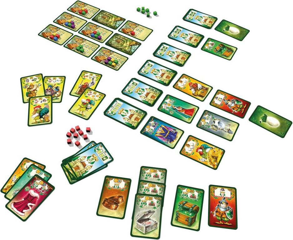 Chickwood Forest components