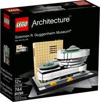 LEGO® Architecture Solomon R. Guggenheim Museum®