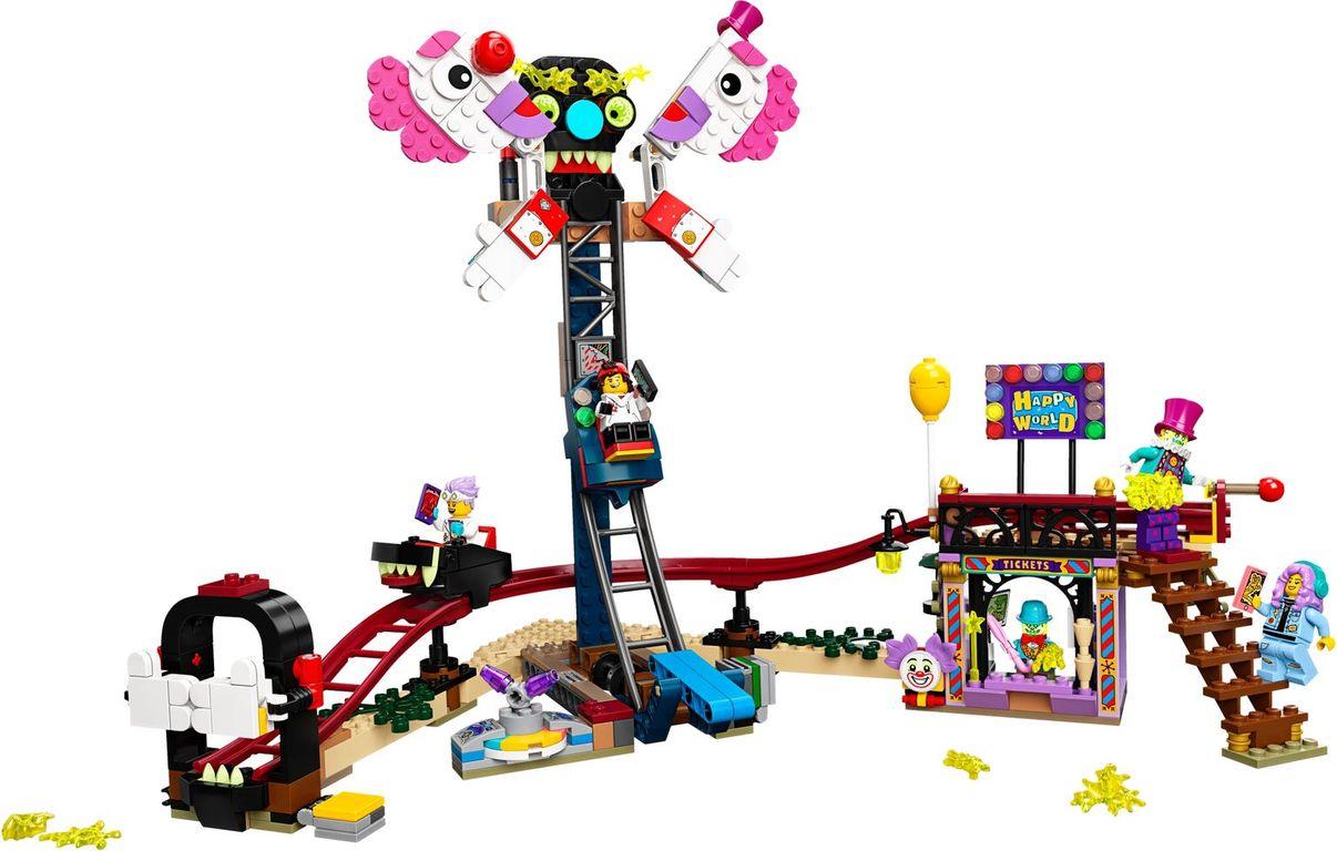 Haunted Fairground components