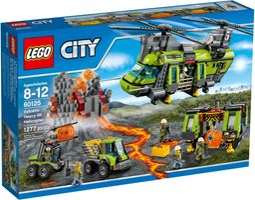 LEGO® City Volcano Heavy-lift Helicopter