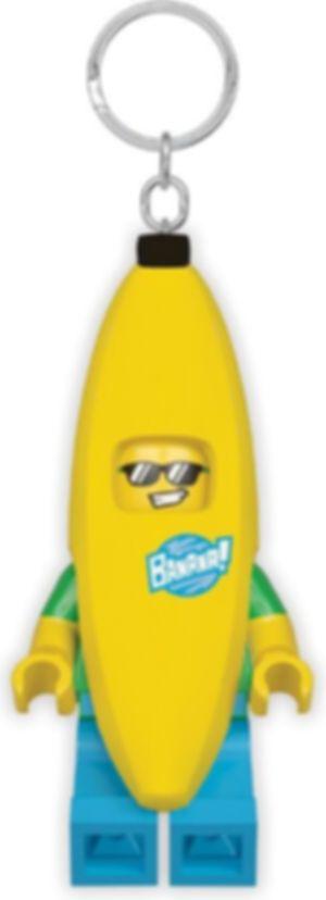 LEGO® Minifigures Banana Guy Key Light minifigures