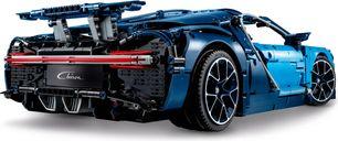 LEGO® Technic Bugatti Chiron back side