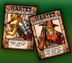 OutLawed! cards