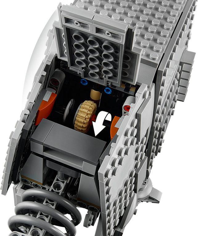 LEGO® Star Wars AT-AT™ interior