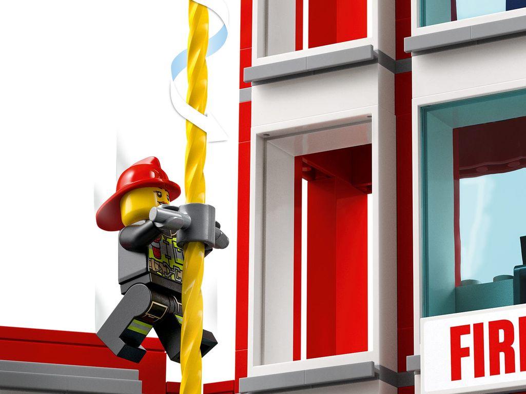 LEGO® City Fire Station Headquarters
