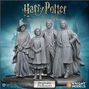 Harry Potter Miniatures Adventure Game: Hogwarts Professors Expansion miniatures