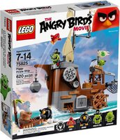 LEGO® Angry Birds Piggy Pirate Ship