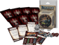 Descent: Journeys in the Dark (Second Edition) - Splig Lieutenant Pack components