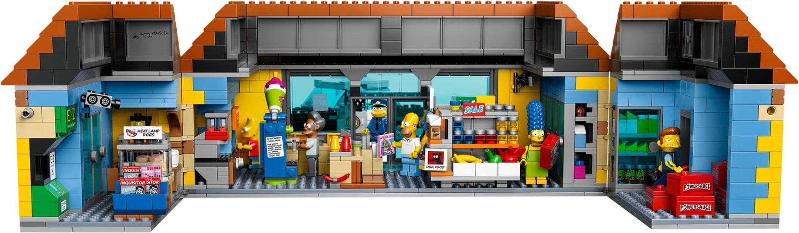 Kwik-E-Mart interior