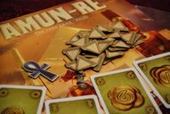 Amun-Re: The Card Game components