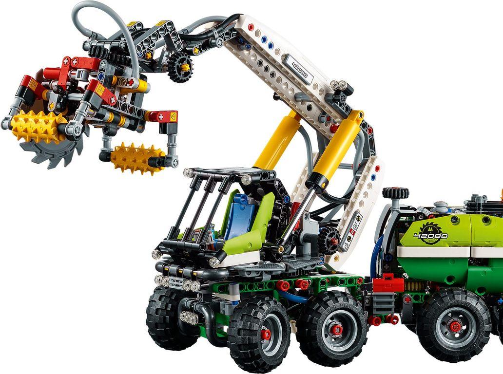Forest Machine alternative