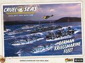 Cruel Seas: German Kriegsmarine Fleet