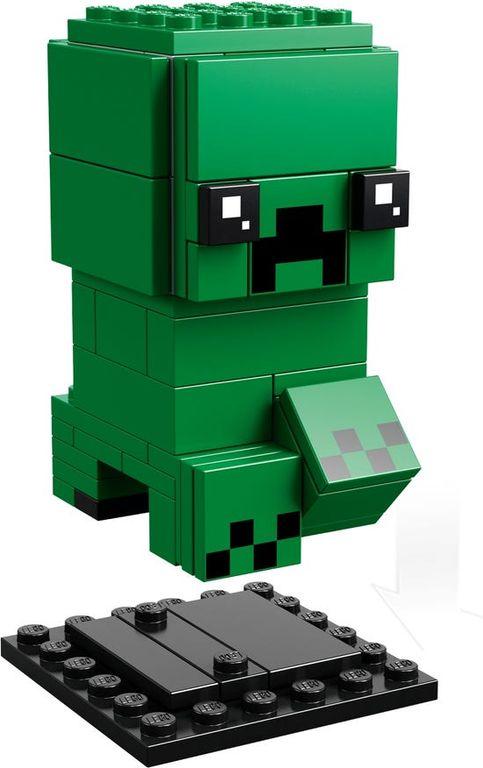 LEGO® BrickHeadz™ Steve & Creeper™ animals