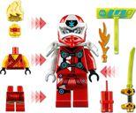 Kai Avatar - Arcade Pod minifigures
