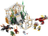 LEGO® Atlantis Temple of Atlantis components