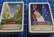 Timeline: British History cards