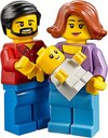 Fun in the park - City People Pack minifigures