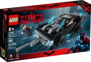 LEGO® DC Superheroes Batmobile™: The Penguin™ Chase