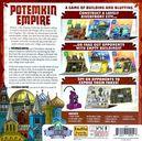 Potemkin Empire back of the box