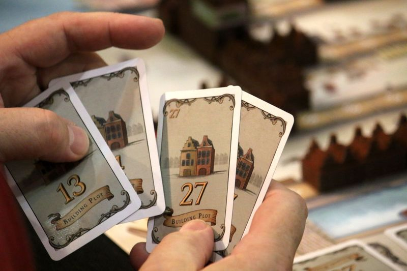 Chartered: The Golden Age cards