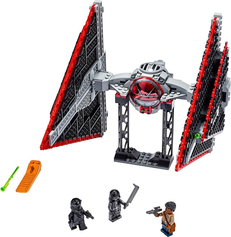 Sith TIE Fighter™ components