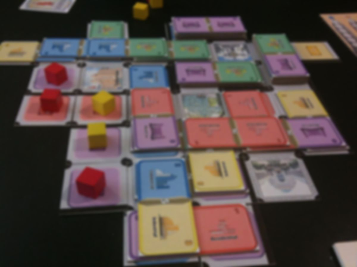 Sunrise City gameplay