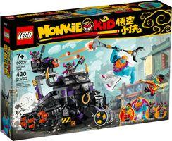 LEGO® Monkie Kid Iron Bull Tank