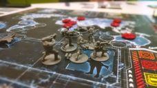 Xcom: The Board Game miniatures
