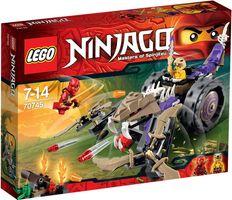 LEGO® Ninjago Anacondrai Crusher
